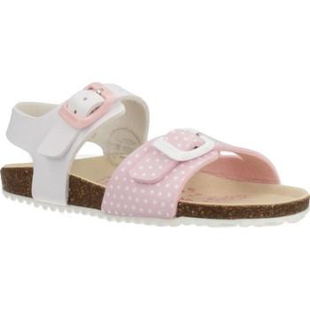 Sapatos Rapariga Sandálias Garvalin 202665 Branco