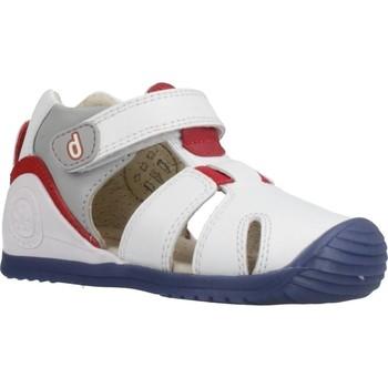 Sapatos Rapaz Sandálias Biomecanics 202149 Branco