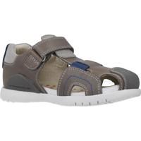 Sapatos Rapaz Sandálias Biomecanics 202185 Cinza