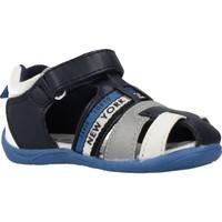 Sapatos Rapaz Sandálias Chicco 1063474 Azul