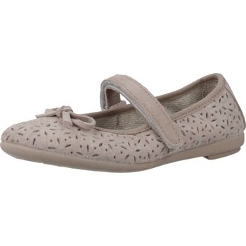 Sapatos Rapariga Sapatos & Richelieu Vulladi 6400 Beis