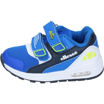 Sapatos Rapaz Sapatilhas Ellesse Sneakers BN655 Azul
