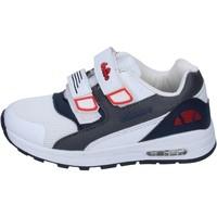 Sapatos Rapaz Sapatilhas Ellesse BN656 Branco