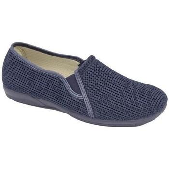 Sapatos Mulher Mocassins Antonella Mocasin de mujer de piel by ParyMedio Bleu