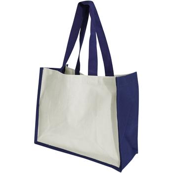 Malas Mulher Cabas / Sac shopping Westford Mill W422 Azul-marinho