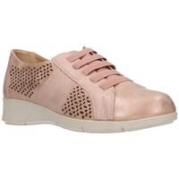 Sapatos Mulher Sapatilhas Balleri 2033-1 Mujer Rosa rose
