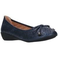 Sapatos Mulher Sabrinas Balleri 2059-1 Mujer Azul marino bleu