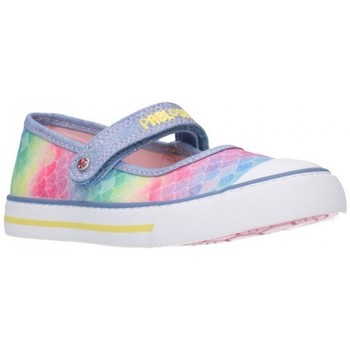 Sapatos Rapariga Sapatilhas Pablosky 962410 Niña Jeans bleu