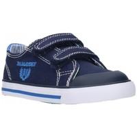 Sapatos Rapaz Sapatilhas Pablosky 960920 Niño Azul marino bleu