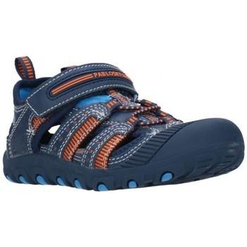Sapatos Rapaz Sandálias Pablosky 963830 Niño Azul marino bleu