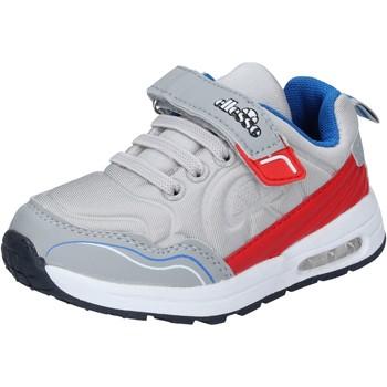 Sapatos Rapaz Sapatilhas Ellesse BN659 Cinza