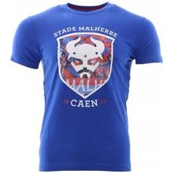 Textil Homem T-Shirt mangas curtas Umbro  Azul