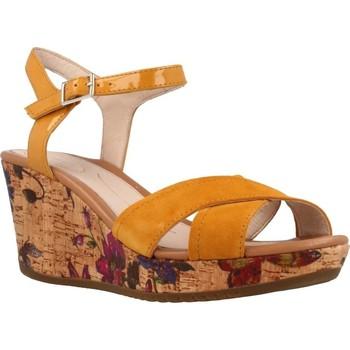 Sapatos Mulher Sandálias Stonefly MARLENE II 5 VEL PAT Marron
