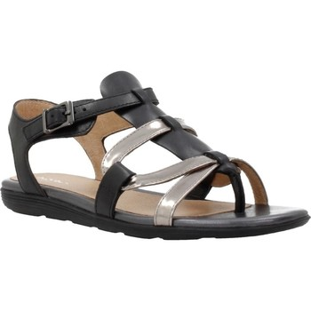 Sapatos Mulher Sandálias Stonefly ALISYA 2 Preto