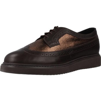 Sapatos Mulher Mocassins Geox D THYMAR E Marron