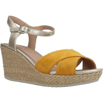 Sapatos Mulher Sandálias Stonefly MARLENE II 5 VEL/LAM Laranja
