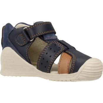 Sapatos Rapaz Sandálias Biomecanics 202143 Azul