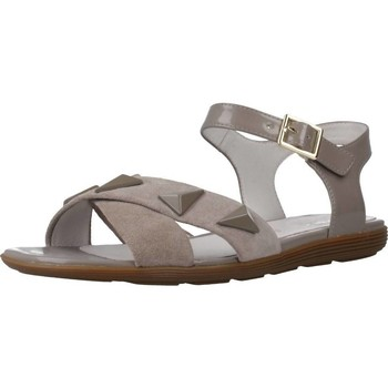 Sapatos Mulher Sandálias Stonefly ALISYA 7 VEL/PATENT Marron