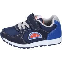 Sapatos Rapaz Sapatilhas Ellesse Sneakers BN663 Azul