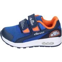 Sapatos Rapaz Sapatilhas Ellesse Sneakers BN666 Azul