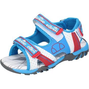 Sapatos Rapaz Sandálias Ellesse Sandálias BN675 Azul