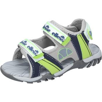 Sapatos Rapaz Sandálias Ellesse Sandálias BN676 Cinza