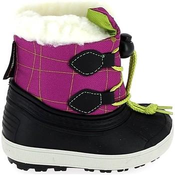 Sapatos Botas de neve Elementerre Appleton BB Rose Vert Rosa