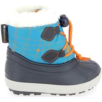 Sapatos Botas de neve Elementerre Appleton BB Turquoise Azul
