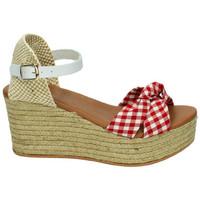 Sapatos Mulher Sandálias Popa  Branco