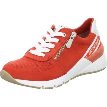 Sapatos Mulher Sapatilhas Marco Tozzi 222373934621 Vermelho