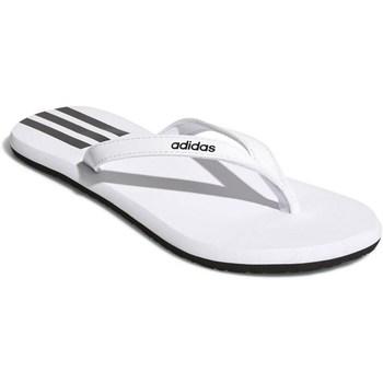 Sapatos Mulher Sapatos aquáticos adidas Originals Eezay Flip Flop Branco