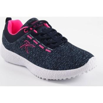 Sapatos Mulher Multi-desportos Sweden Kle Sport lady  202246 az.fuxia Rose