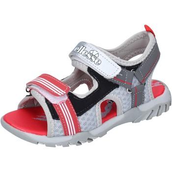 Sapatos Rapaz Sandálias Ellesse Sandálias BN678 Cinza