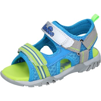 Sapatos Rapaz Sandálias Ellesse BN679 Azul