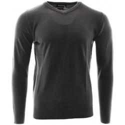Textil Homem camisolas Sinequanone  Cinza
