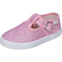 Sapatos Rapariga Sapatilhas Enrico Coveri BN685 Cor de rosa