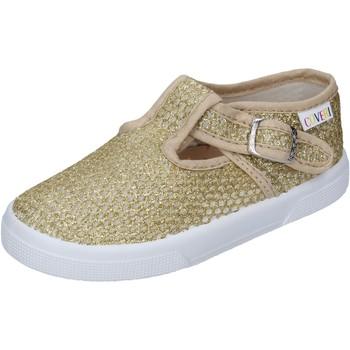 Sapatos Rapariga Sapatos Enrico Coveri BN686 Ouro