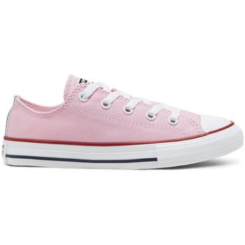 Sapatos Criança Sapatilhas Converse Chuck taylor all star ox Rosa