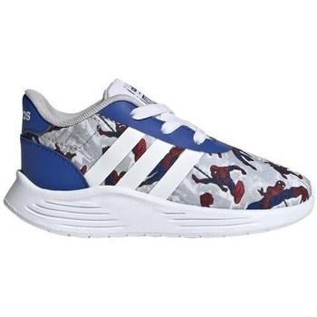 Sapatos Criança Sapatilhas adidas Originals Lite Racer 20 I Vermelho, Cinzento, Azul