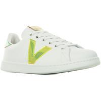Sapatos Mulher Sapatilhas de ténis Victoria Tenis Hologramme Branco