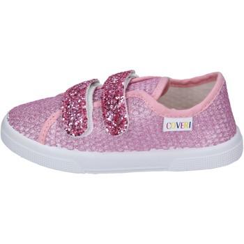 Sapatos Rapariga Sapatilhas Enrico Coveri BN694 Cor de rosa