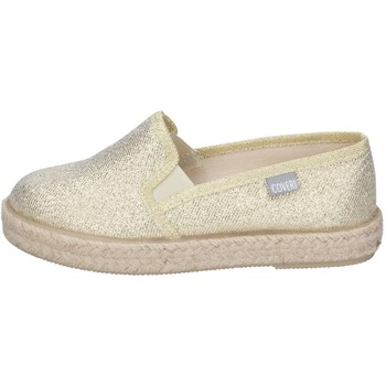 Sapatos Rapariga Slip on Enrico Coveri BN700 Ouro