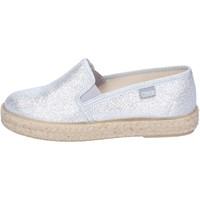 Sapatos Rapariga Slip on Enrico Coveri BN701 Prata