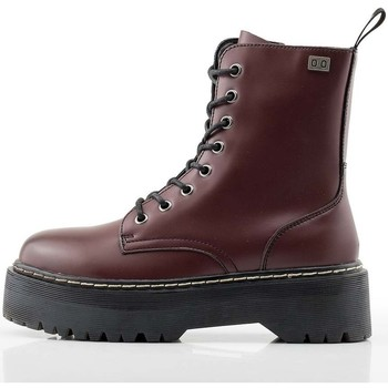 Sapatos Mulher Botins Coolway ABBY rouge