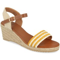 Sapatos Mulher Sandálias Colilai H086 Amarillo