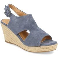 Sapatos Mulher Sandálias Festissimo YT5558 Azul