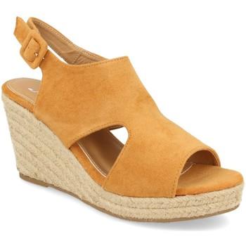 Sapatos Mulher Sandálias Festissimo YT5558 Camel