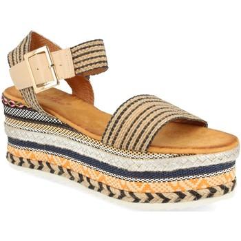 Sapatos Mulher Sandálias Milaya 3M121 Naranja