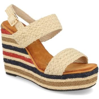 Sapatos Mulher Sandálias Milaya 5R8 Beige