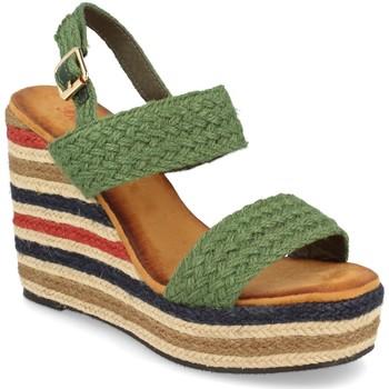 Sapatos Mulher Sandálias Milaya 5R8 Verde